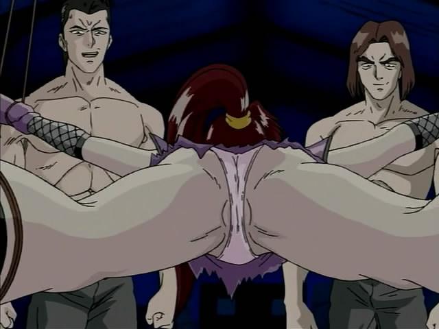 Kunoichi Gakuen Ninpouchou – Episode 1