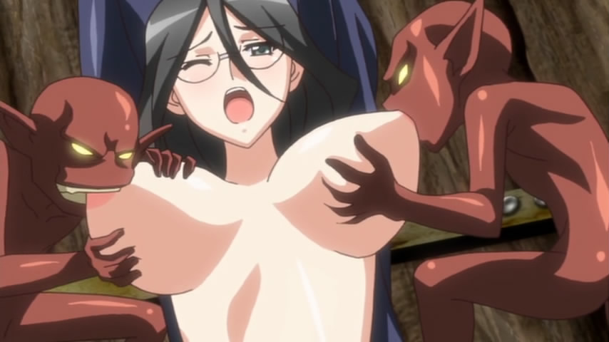 Kuroinu Kedakaki Seijo wa Hakudaku ni Somaru – Episode 2